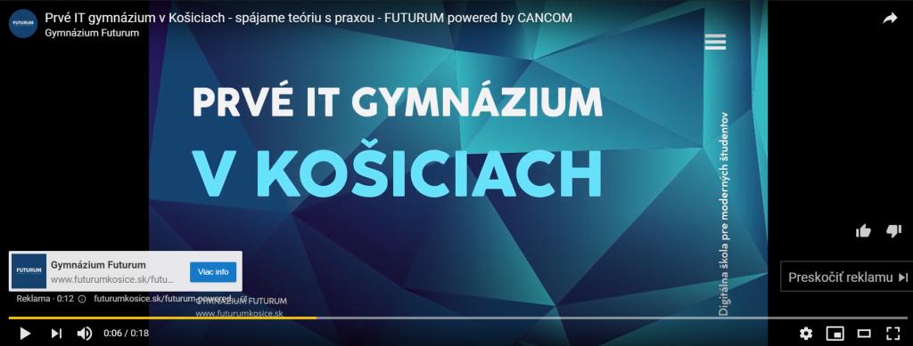 youtube instream ad